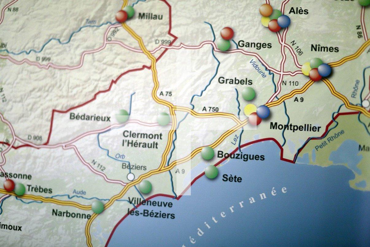 Visuel portfolio accueil des vacanciers en Languedoc Roussillon
