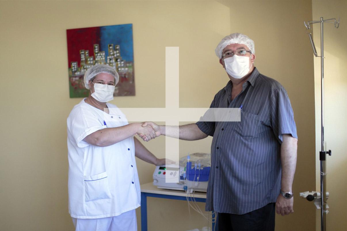 Visuel portfolio Dialyse péritonéale