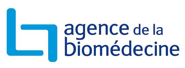 Logo Agence de la biomédecine
